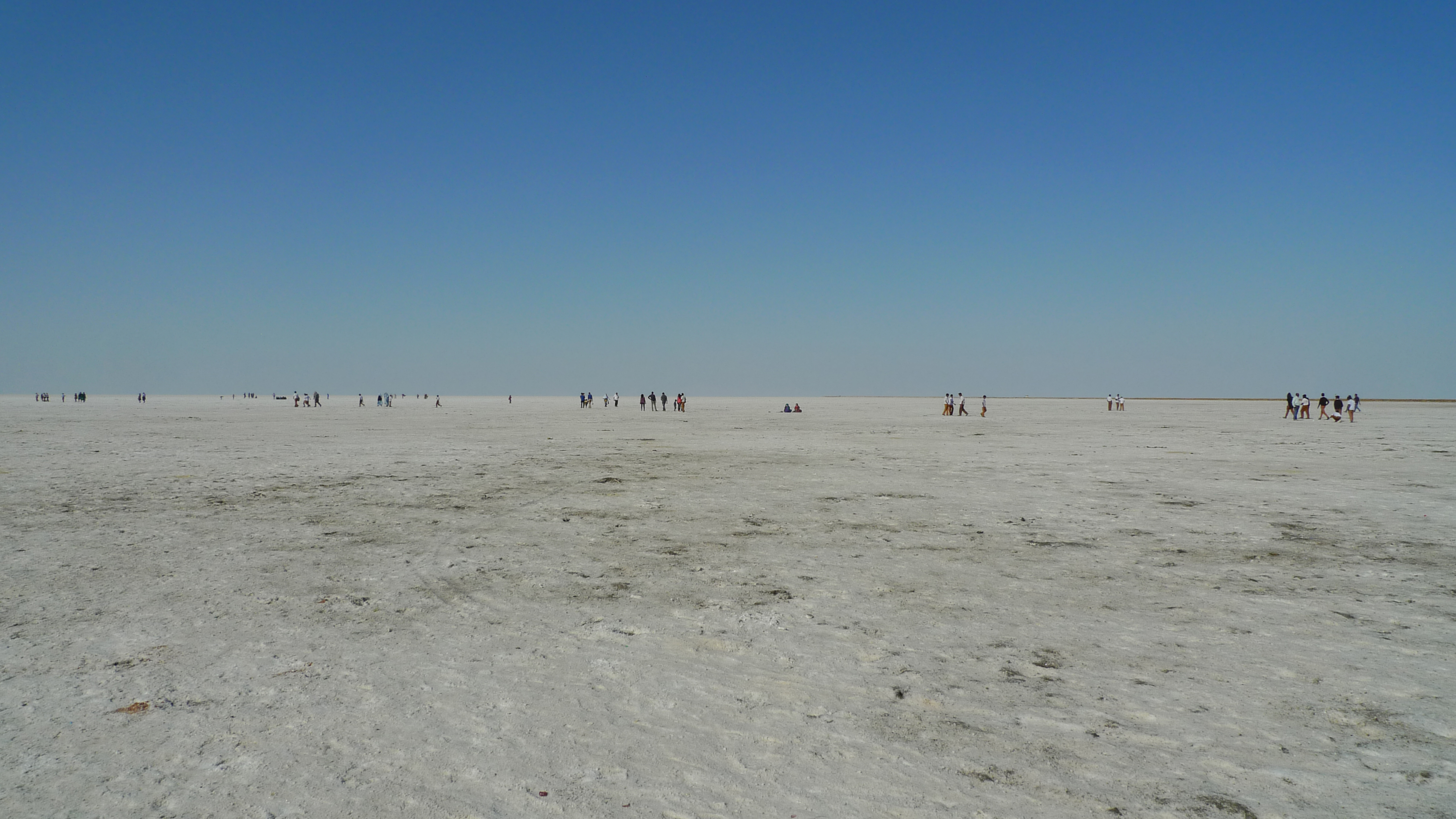Kutch Land Of Enigmatic Beauty Great Rann The White